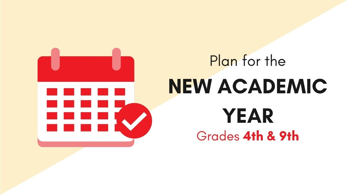 How can every academic year be a step closer to success?